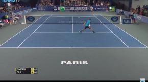 Оспорвана победа за Григор Димитров (Видео)