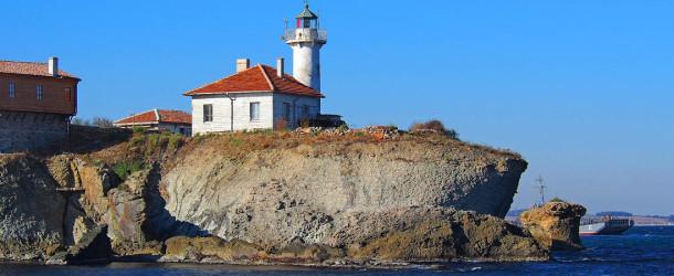 """Реставрираният остров """"Св. Анастасия"""" близо до Бургас, става все по-популярен сред туристите"""