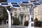"В Бургас инсталираха уникални ""Соларни дървета"""