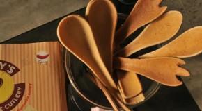 Ядливи кухненски прибори изместват пластмасовите