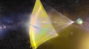 Изпращаме космически кораб до най-близката звезда (видео)