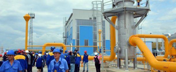 """Модернизираната компресорна станция """"Петрич"""" е открита"""