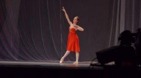 Българско момиче спечели престижното второ място на Международен конкурс по балет (видео)