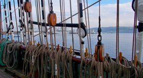SCF Black Sea Tall Ships Regatta 2016 пристига във Варна на 1-ви октомври