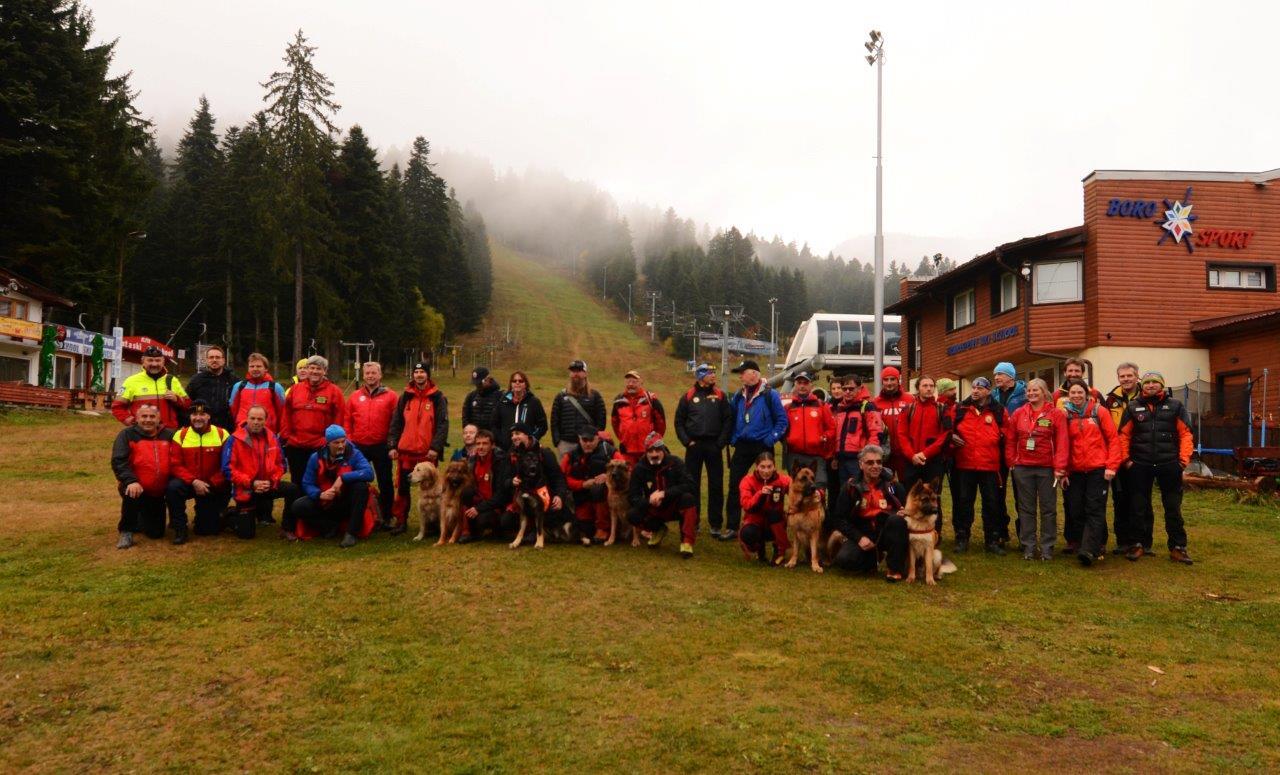България бе домакин на Международната организация по планинско спасяване ИКАР 2016