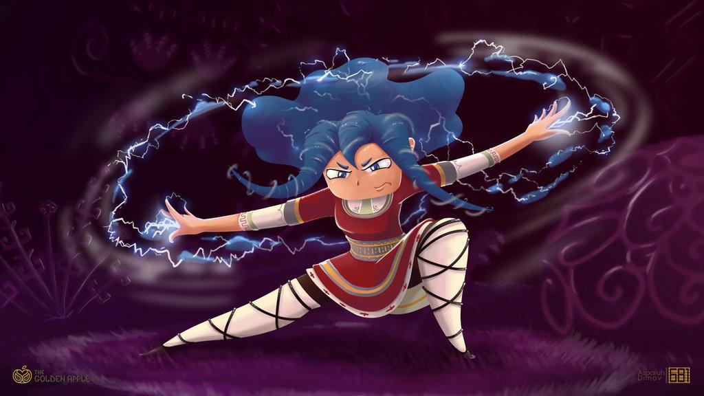 Създават анимационен сериал вдъхновен от българския фолклор