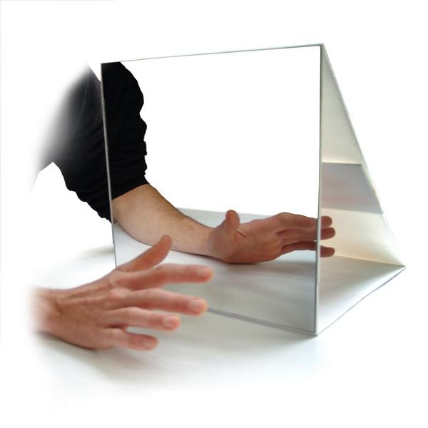 Как едно огледало може да ви излекува (видео)