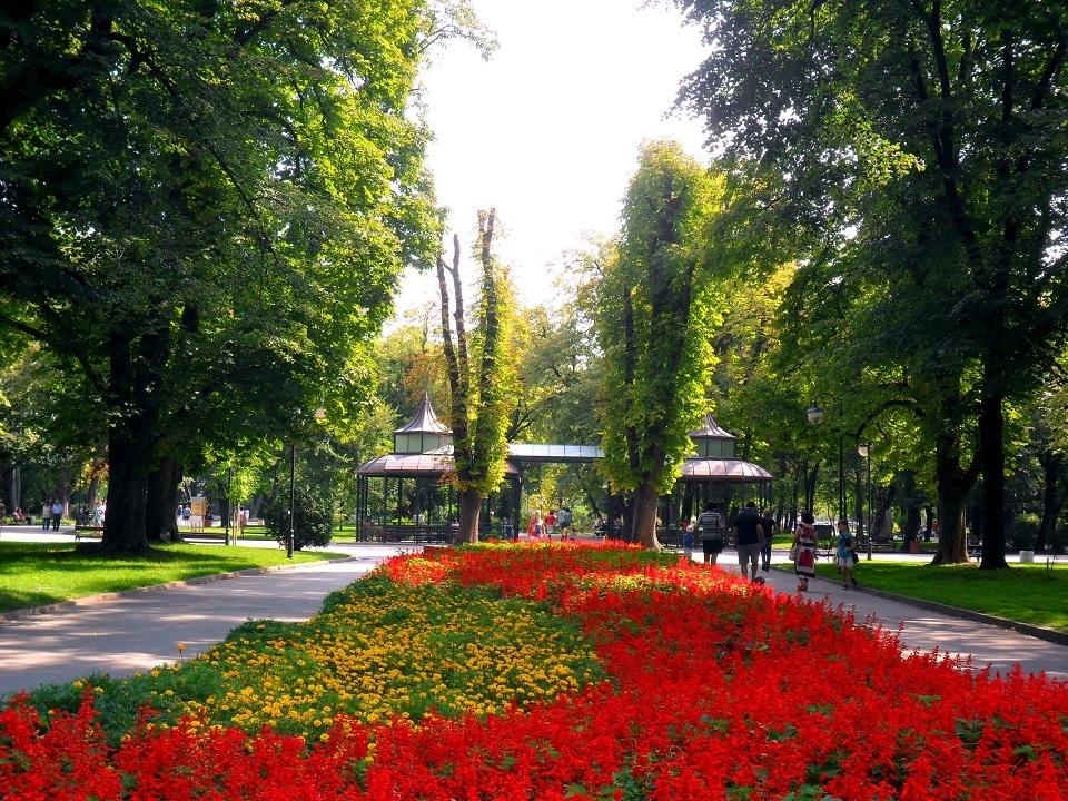 Рекордните 3 млн.цветя засадиха в Пловдив за година