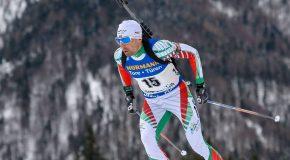 Европейско злато за Владимир Илиев и бронз за Красимир Анев в биатлона!