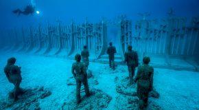 Museo Atlántico – подводният музей в хармония с природата