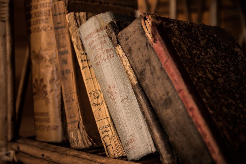 стари книги
