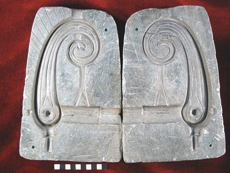 каменен калъп