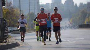 Даниел Иванов бяга 100 дни по 7 км в помощ на русенската Математическа гимназия