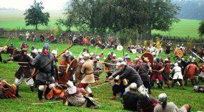 Средновековен бит и въоръжение в Червенската крепост за 9-а година
