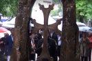 Арменската общност издигна Паметник на приятелството в Шумен