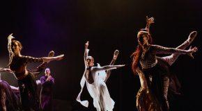 Уникално представление за фестивала Ратха Ятра на Samadhi Dance Company(видео)
