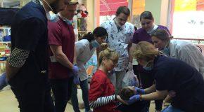 Лекари по дентална медицина извършиха профилактичен преглед на децата от Дома за медико-социални грижи