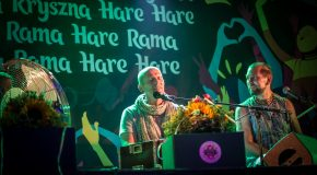 Един от най-известните изпълнители на Киртан в света-Тарана, гостува в София за Ратха Ятра фестивал