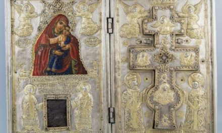 Бургаски храм получава чудотворна икона от НИМ