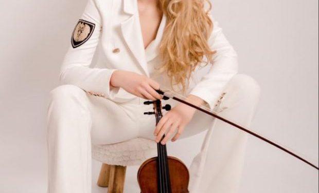 Българска цигуларка спечели първа и втора награди от международен конкурс